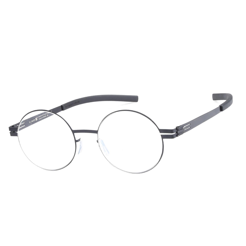 Stainless Steel Retro Round Glasses Frame for Men and Women Optical Prescription Eyeglasses with Clear Lens oculos de grau