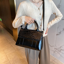 Quality Women Handbag Pu Leather Weaving Tote Bags Luxury