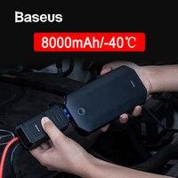 Baseus Jump Starter Starting Device Portable Car Battery Power Bank Starter Jumpstarter Auto Buster Car Emergency Booster