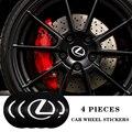 4 шт. 56 мм колпачки на ступицу автомобиля, наклейка, автомобильная эмблема, значок, колпачок на центр колеса для Lexus ES300 RX330 RX300 GS300 IS250 IS200 CT200h GX4