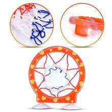 Mini Mini Bathroom Suction Basketball Shooting Toys Set Children Bathing Baby Shower Appease Tool Parent-child Interaction Toy(China)