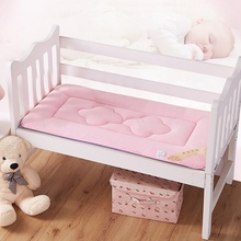 Reusable Baby Mattress Thicken Soft Newborn Bed Sheet Crib Changing Pads Comfortable Baby Nursing Sheet