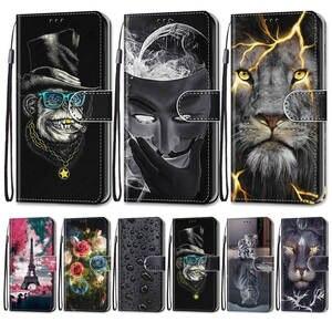 Phone-Case Soft-Cover M30S Samsung Galaxy Flip-Design Luxury for M10 M20 M30/M30s/M40/..