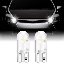 2x T10 W5W WY5W 168, 501 de 2825 Super brillante bombillas LED de coche para mercedes benz w124 w204 w210 w211 w140 w203 W211 W221 W220 W163 w205