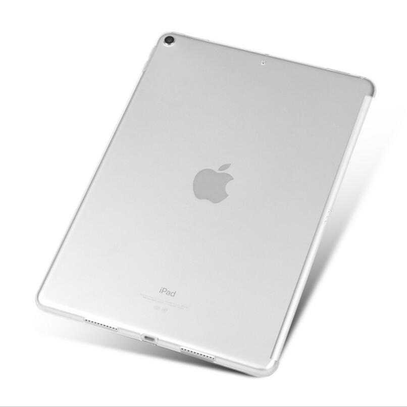 Clear Cover Voor Apple Ipad 10.2 2019 Case A2197 A2200 A2198 A2232 Transparant Soft Silicon Clear Tpu Case Coque Capa funda