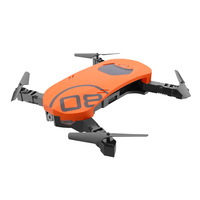 Folding Four Axis Aerial Vehicle High Definition Aerial Photo UAV Fixed altitude Hovering Remote Control Aircraft