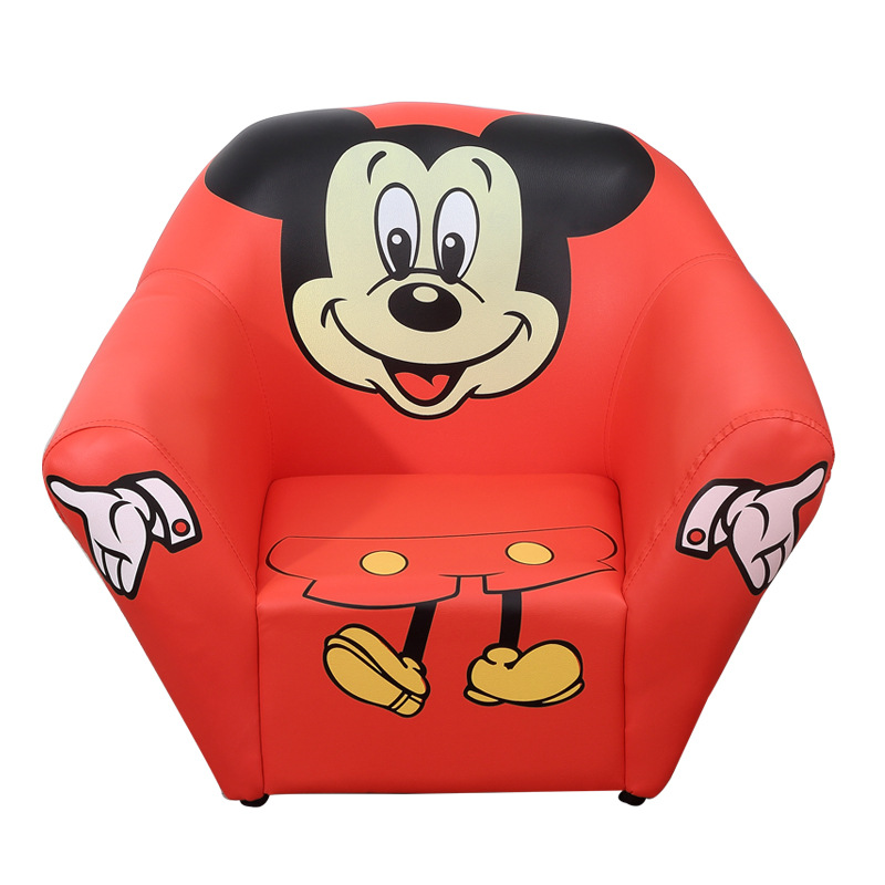 Kids Sofa Chair For Kids Furniture Creative Leisure Living Room Becroom Children Sofa Girls Room Decoration Kindergarten Cartoon