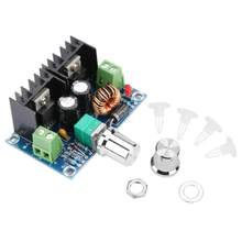 DC-DC Voltage Regulator High Power Step-Down Buck Converter PWM Adjustable 4-40V to 1.25-36V Power Supply Module(China)