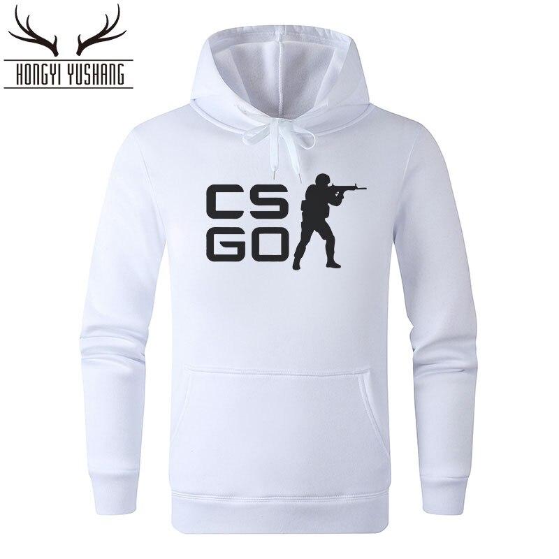 CS GO Hoodies Counter Strike Global Offensive CSGO Hoody Sweatshirts Fleece Pullovers Tracksuits Men Autumn Winter Clothes W18