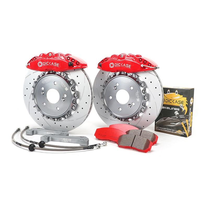 New online rear brake caliper Dicase D42 four pot car brake system for bmw e series 335i 325i