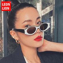 Солнечные очки leonlion в стиле ретро cateye для женщин и мужчин
