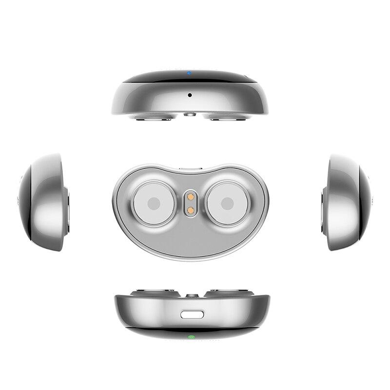 Smart bouchon Anti ronflement Anti Ronflement Aide Au Sommeil avec APP Et Moniteur De Sommeil Dispositif D'aide Au sommeil CPAP Remplacement - 4