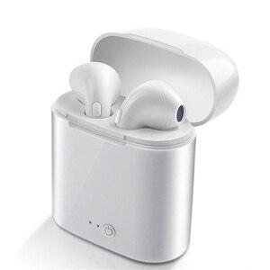 Image 2 - Écouteurs Bluetooth i7s tws pro fone de ouvido bluetooth sans fil inalambrico pour Xiaomi, Huawei et autres smartphones