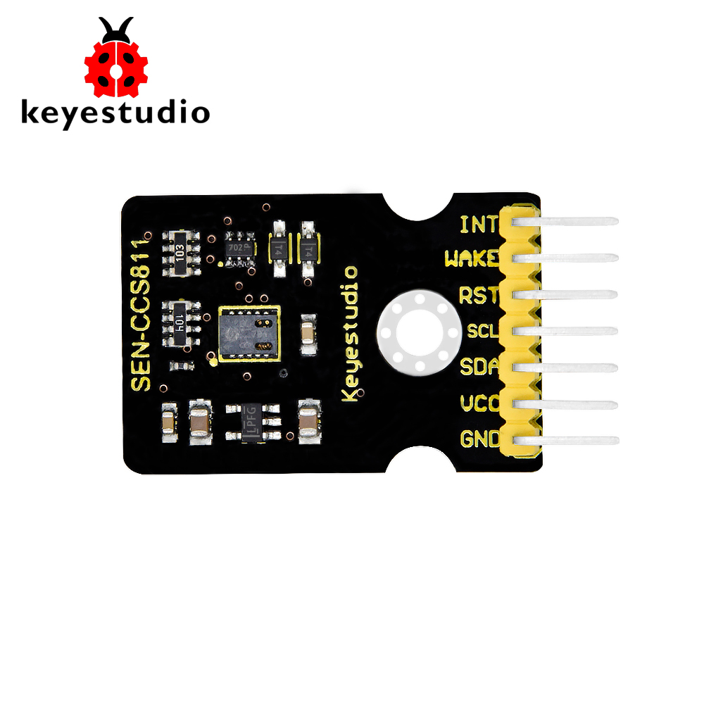 Keyestudio CCS811 Carbon Dioxide/ Temperature Air Quality Sensor For Arduino