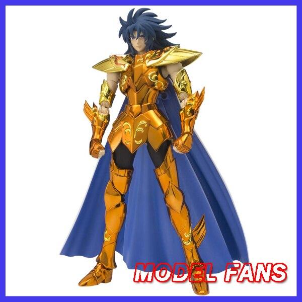Фигурка Модели поклонника в наличии JModel Saint Seiya Ткань Миф EX морской дракон канон ПВХ экшн-фигурка металлическая Броня модель игрушки