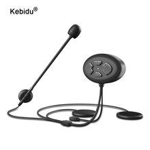 Bluetooth 5.0 Motor Helmet Headset Motorcycles Wireless Handsfree Stereo Earphone FM