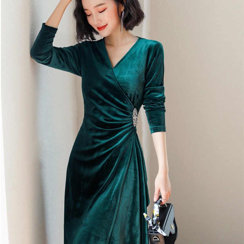 платье бархатное стиле фото наконец