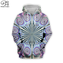 3D Psychedelic Hoodies Trippy Graffiti Print Hooded Pullover colorful Painting Men Women Plus Size Sweatshirt Tracksuit CO-015 недорого