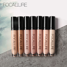 Focallure New Products 7 Colors Face Eyes Liquid Concealer Waterproof Cream