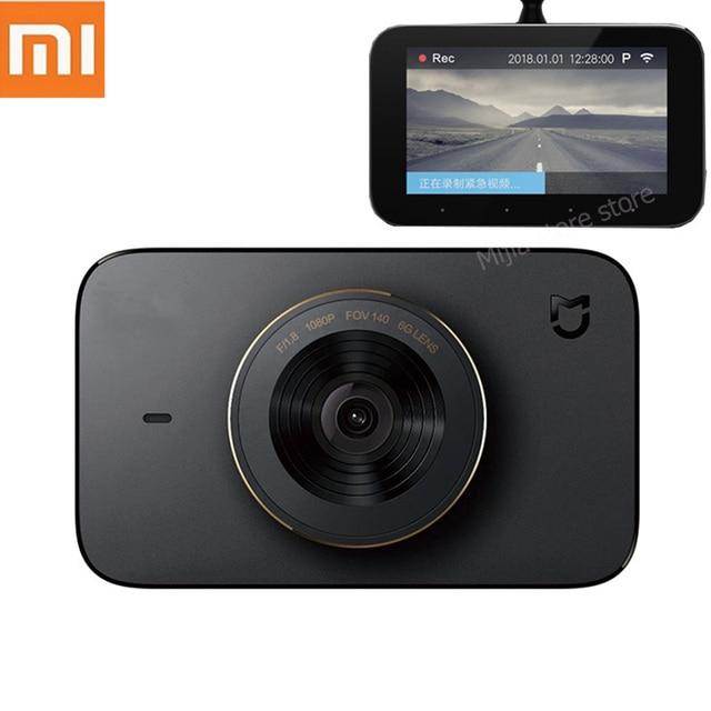 Xiaomi 1080P Dash Cam Carcorder 1S del coche DVR grabadora de conducción 3D de reducción de ruido de IPS pantalla Local de Control de voz no STARVIS