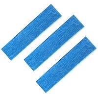 3 pces filtro purificador de ar para daikin mc70kmv2 mck57lmv2 série plissado elemento de filtro|Peças p/ aspirador de pó| |  -
