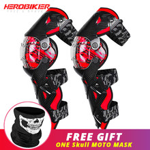 Four Seasons Motorcycle Knee Pads Men Moto Protection Knee Protector Motocross Equipment Motorbike Knee Moto Protective Gear