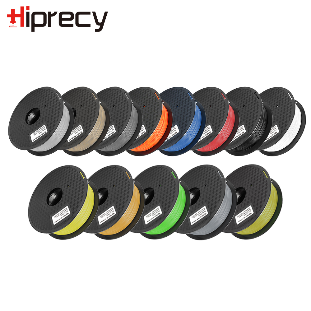 Hiprecy Filament PLA 1 75mm 1kg Printing Materials Colorful For 3D Printer 3D Pen Orange White Black Red Blue
