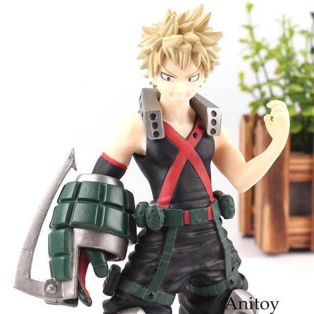 Figura de Katsuki Bakugo (18cm) Boku no Hero Figuras