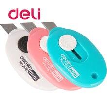 Razor-Blade Paper-Cutter Cutting-Paper Utility-Knife Deli Mini Portable Cute Office-Stationery