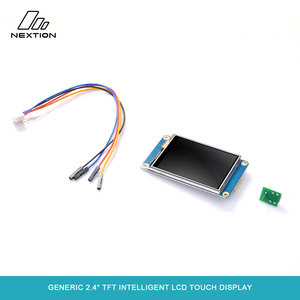 Image 4 - Nextion NX3224T024   2.4 Full color HMI Intelligent LCD Resistive Touch Display Module Easy To Operate For Basic Programmers