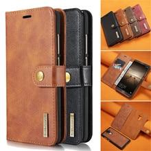Leder Fall Für Huawei Mate 30 Pro 20 Lite Coque Magnet Brieftasche Karte Halter Zurück Abdeckung Für Huawei P40 P30 p20 Lite Etui Hoesje