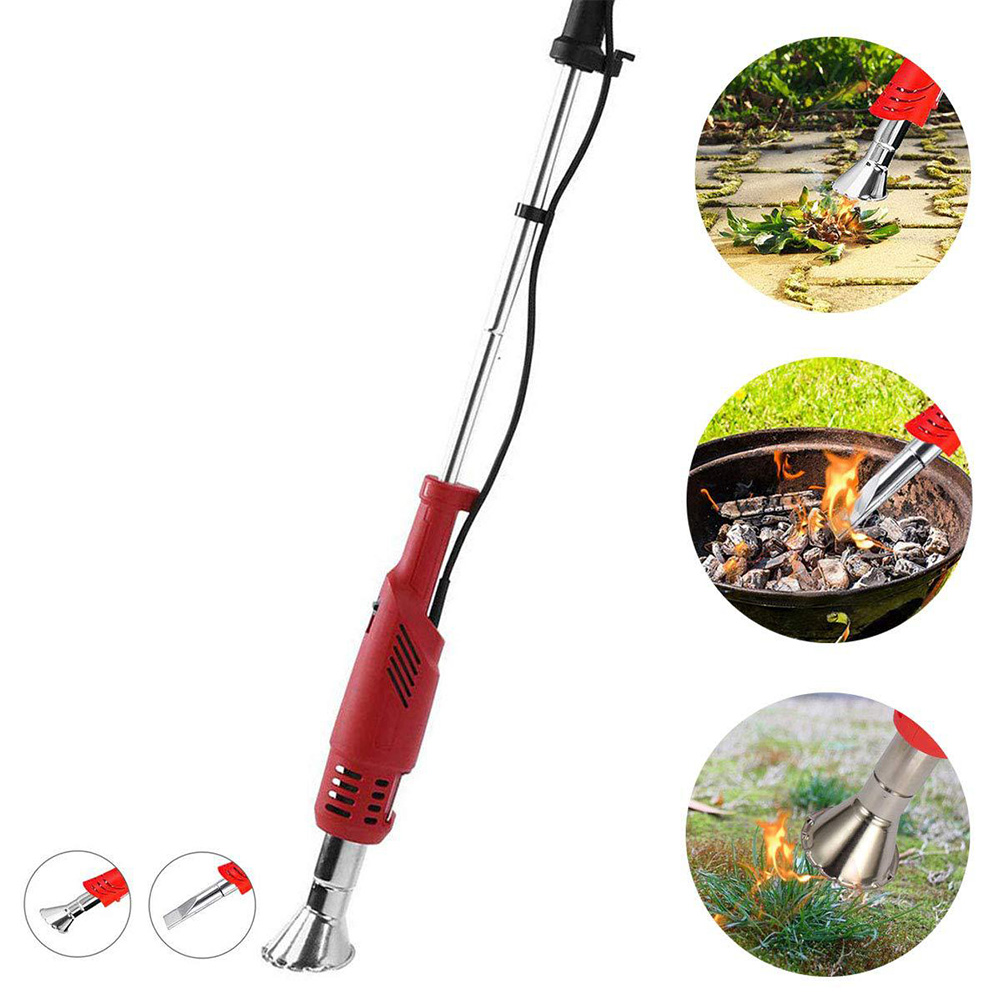 Durable Safe Space Saving Killer Practical Home Detachable Thermal Trimmer Weed Burner Easy Apply Garden Electric Tools