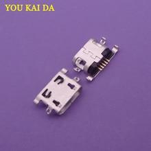 Connector Computer Mini Jack-Socket Charging-Port Tablet Mobile-Phone Micro-Usb 5pin