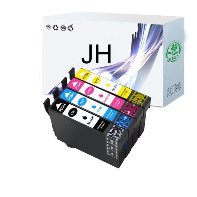 502XL pour Epson T502XL 502 cartouche dencre pour Epson Expression XP-5100 maison 5105 2860DWF 2865D imprimante