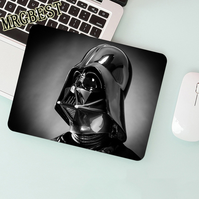 MRGBEST Star Wars Movie Gaming Waterproof Thicken Mousepad Fashion Mouse Pad Office Notebook Mat 22x18CM for CSGO DOTA LOL s