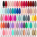 Лак для ногтей Гель-лак матовый топ выполнен из матового цвета косметика парфюмерия диспенсер 5 мл 120 Цвета УФ-гель для ногтей лак Лаки