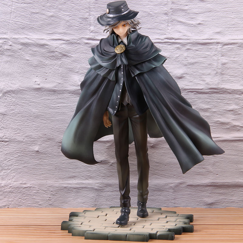 Fate/Grand Order Monte Cristo Edmond Dantes 1/8 Scale PVC Action Figure Collectible Model Toy Anime Figures