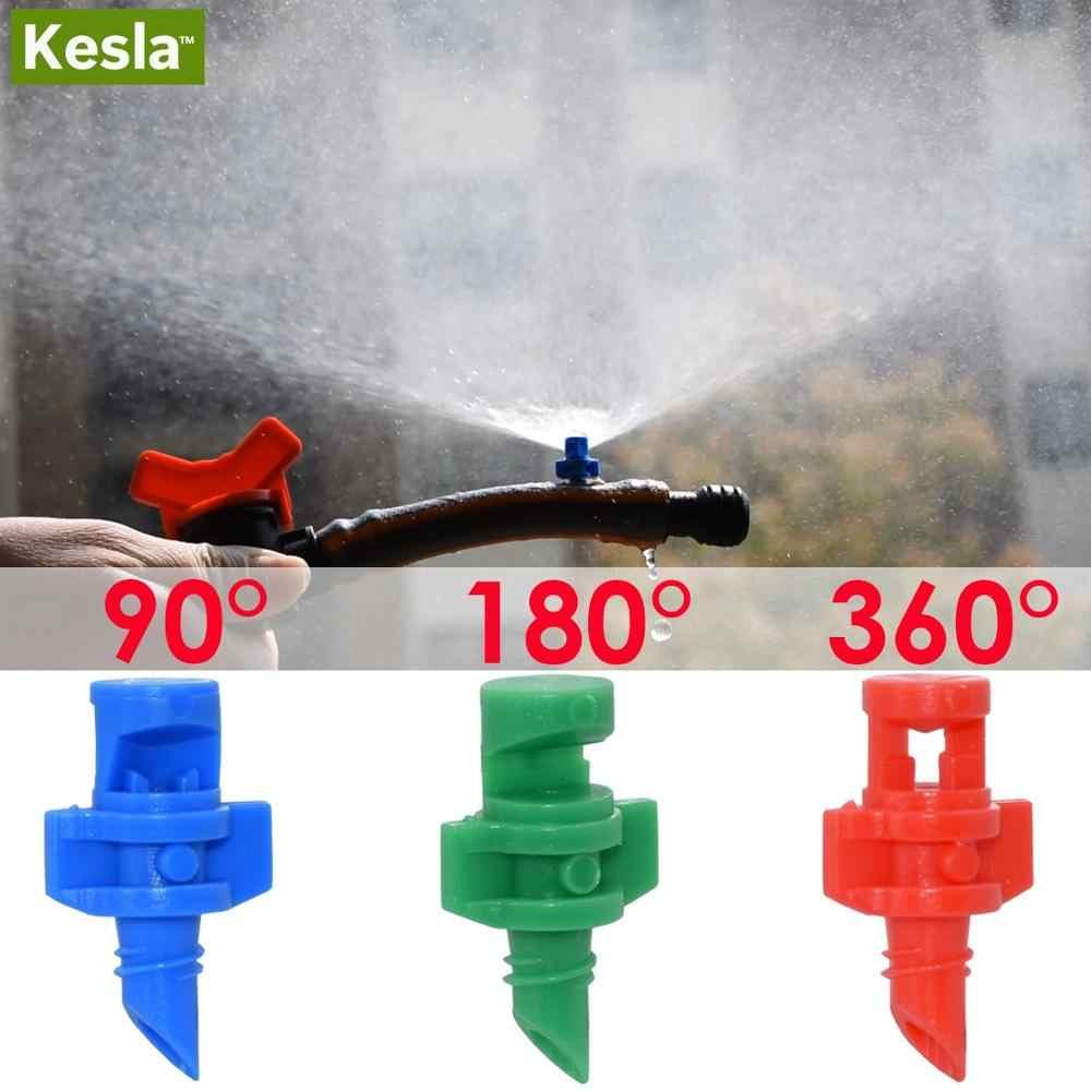 50pc 90 180 360 Gradi Di Irrigazione Rifrazione Ugello Sprinkler Testa Filo Connettore Giardino Di Alberi Da Frutto Di Irrigazione Goccia A Goccia Spruzzatore Della Foschia Spruzzatori Aliexpress