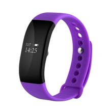 V66 Smart Bracelet Waterproof Heart Rate Monitor Men Women Smart Band Alarm Clock Sports Watch Smart Watch For Android IOS Phone цена 2017