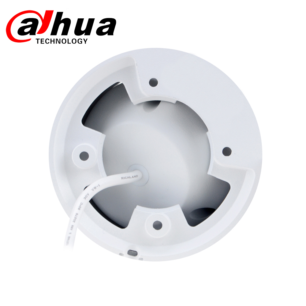 Image 4 - Dahua IPC HDW4631C A 6MP HD POE Network Mini Dome IP Camera Metal Case Built in MIC CCTV Camera 30M IR Night Vision Dahua IK10-in Surveillance Cameras from Security & Protection