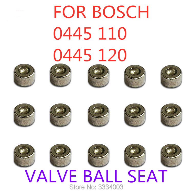 FOR BOSCH F00VC99001 F00VC99002 CUMMINS Diesel Common Rail Injector Valve Ball Seat