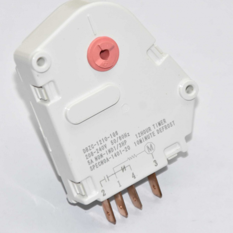 New Good Working High-quality For Refrigerator Parts DBZC-1210-1G6 Refrigerator Defrosting Timer