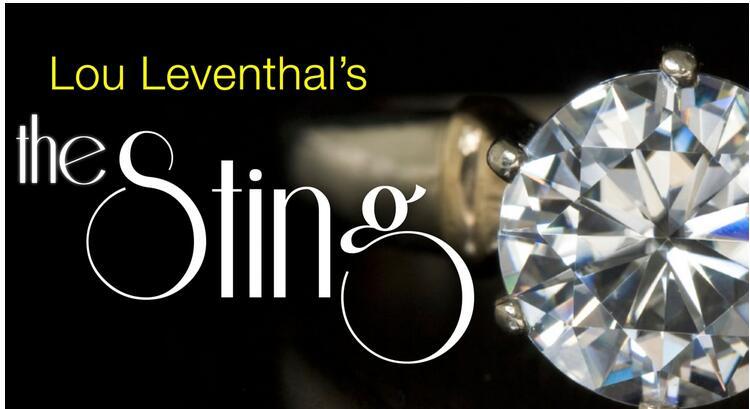 The Sting By Bill Abbott- Magic Tricks
