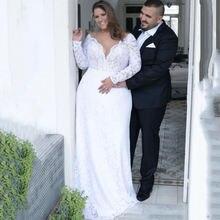 Eightree винтажное свадебное платье размера плюс es 2020 без