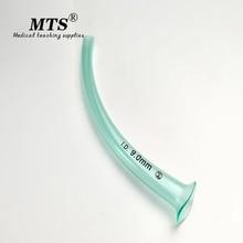 MTSทางการแพทย์Pharyngeal Oropharyngeal Disposable Nasal Nasopharyngeal Airwayการแพทย์การสอนวิทยาศาสตร์9ชิ้น/ล็อต