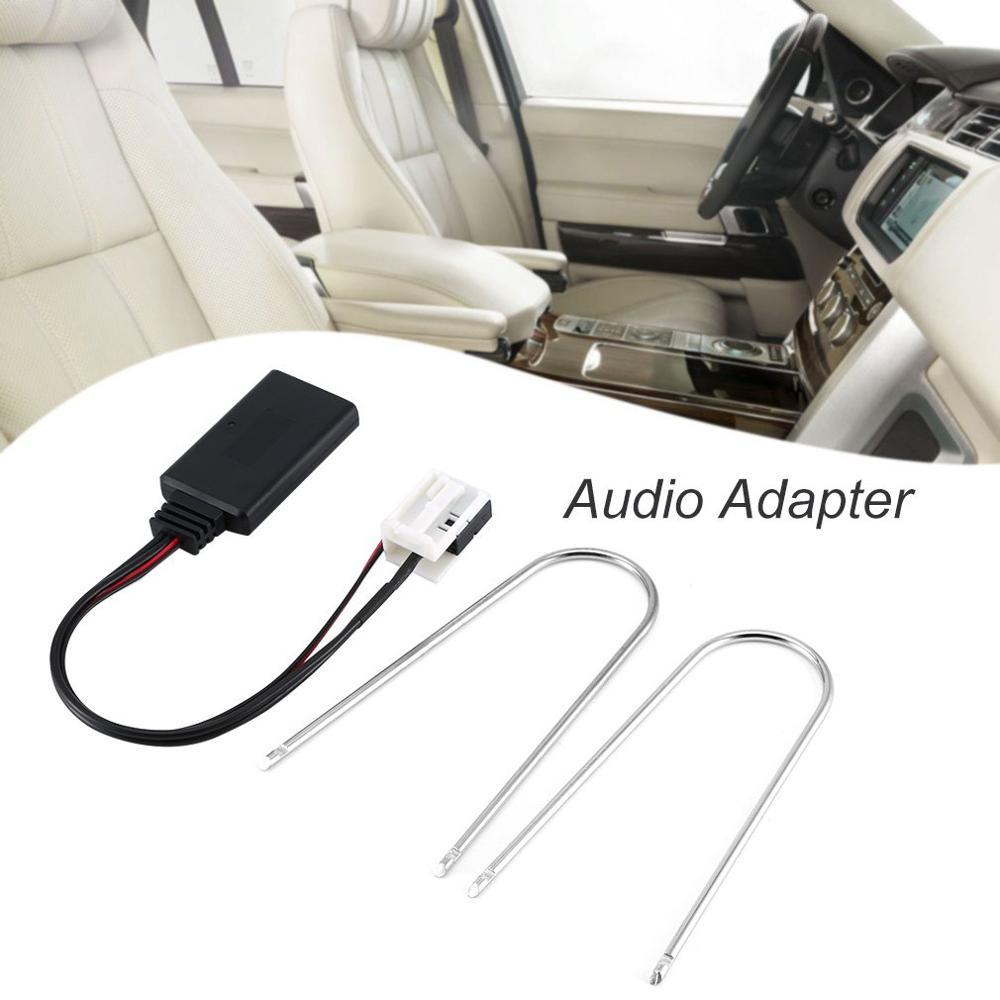 3.5MM ABS AUX Input Adapter Kabel Linie für Peugeot 206 207 307 308 Citroen