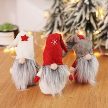 Get more info on the Long Hat Plush Tomte  Gnome Doll Christmas Decorations Ornaments Tabletop Santa Clause Figurines Holiday GiftsCM