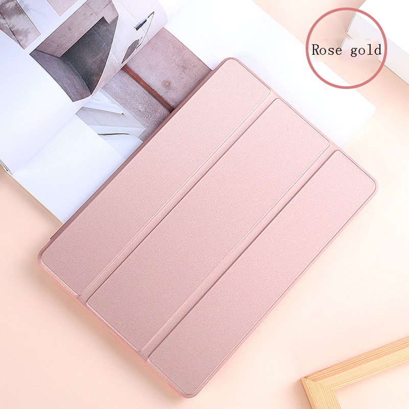 Funda For iPad Air 4 2020 10 9 PU Leather Trifold Stand Case For iPad Air4