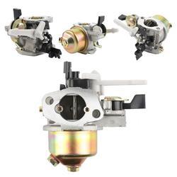 Carburetor Carb Fits for 5.5HP HONDA GX160 GX200 Engine Motor Generator Gasoline Carburetor Carb Kit With Handle And Flue Line