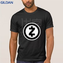 Hd Zcash 2019 Z Cash Coin Tshirt Custom Standaard T-Shirt Man Kleren Beter Slogan Mens T Shirt Korte Mouw Beroemde(China)